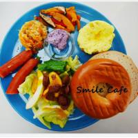 新北市美食 餐廳 咖啡、茶 咖啡館 Smile Cafe 斯麥爾咖啡館 照片