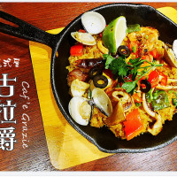 新北市美食 餐廳 異國料理 義式料理 古拉爵 板橋愛買店 照片