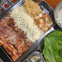 台北市美食 餐廳 餐廳燒烤 燒肉 VEGETEJIYA菜豚屋(八德店) 照片
