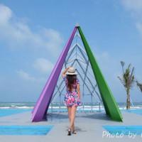 高雄市休閒旅遊 景點 海邊港口 彩虹教堂 照片