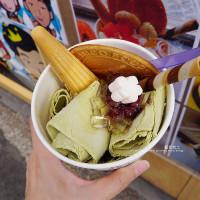 台中市美食 餐廳 異國料理 泰式料理 ICE QUEEN炒冰捲 照片