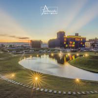 台中市休閒旅遊 景點 公園 順天月牙灣(台中嘉明湖) 照片