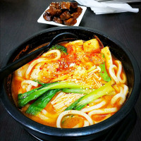 台中市美食 餐廳 素食 素食 韓閣蔬食 照片