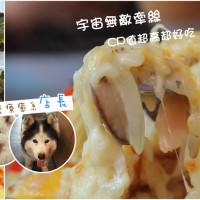 台中市美食 餐廳 異國料理 義式料理 大花朵朵主題餐廳 照片
