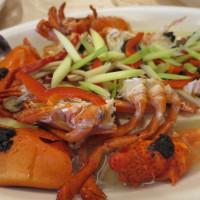桃園市美食 餐廳 中式料理 桃禧航空城酒店禧粵樓 照片