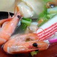 台北市美食 餐廳 中式料理 麵食點心 御廚房精緻雲吞料理 照片