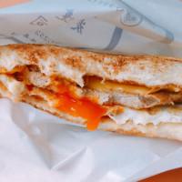 台北市美食 餐廳 飲料、甜品 飲料、甜品其他 可蜜達Comida炭烤吐司 照片