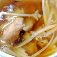 台北市美食 餐廳 中式料理 小吃 香菇肉羹魯肉飯 照片