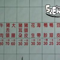 大嘴巴菜單王在民生蒸餃牛肉麵 pic_id=2701602