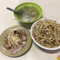 彰化縣美食 攤販 台式小吃 阿發拉仔麵 照片