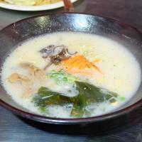 台中市美食 餐廳 中式料理 麵食點心 次迴拉麵 照片