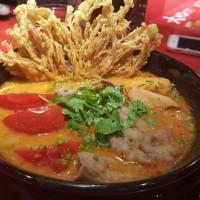 台北市美食 餐廳 異國料理 瓦城大心新泰式麵食 微風南京店 照片