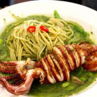 雲林縣美食 餐廳 異國料理 PasTaco Fresh Restaurant & 墨魚廚房 虎尾 義大利麵 照片