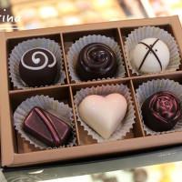 台南市美食 餐廳 烘焙 巧克力專賣 Valentina華倫婷娜巧克力 照片