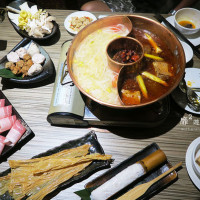 台北市美食 餐廳 火鍋 麻辣鍋 涮八方精緻鍋物 照片