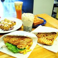 宜蘭縣美食 餐廳 速食 速食其他 三角定律 照片