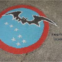 饅頭弟在黑蝙蝠中隊文物紀念館 pic_id=2724856