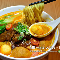 台北市美食 餐廳 異國料理 南洋料理 MB white coffee(士林店) 照片
