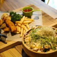 台北市美食 餐廳 異國料理 多國料理 AZAR Cafe 照片