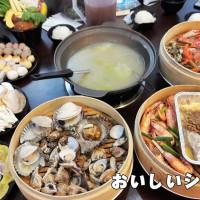 台南市美食 餐廳 火鍋 火鍋其他 順隆發蒸籠海鮮鍋 新鮮現撈的清蒸海鮮火鍋 照片