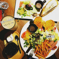 新北市美食 餐廳 咖啡、茶 咖啡館 豐滿 延吉店 照片
