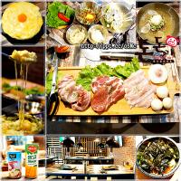 台北市美食 餐廳 異國料理 韓式料理 咚咚家dondonga韓式豬肉專賣 照片