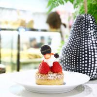 台北市美食 餐廳 異國料理 法式料理 8%ice cafe (SOGO 忠孝門市) 照片