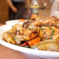 高雄市美食 餐廳 異國料理 韓式料理 鳳雛찜닭 照片