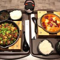 台中市美食 餐廳 中式料理 湘菜 奔牛炙燒料理 照片