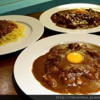 台北市美食 餐廳 異國料理 日式料理 月光仮面 月光假面咖哩 照片