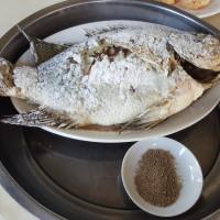 新竹縣美食 餐廳 中式料理 熱炒、快炒 東陽魚池 照片