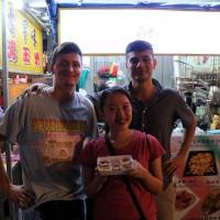 高雄市美食 攤販 異國小吃 薯條的世界 照片