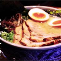 台南市美食 餐廳 異國料理 日式料理 覺丸拉麵 照片