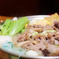 新北市美食 餐廳 中式料理 山羊城全羊館羊肉爐 照片