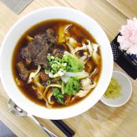 嘉義市美食 餐廳 中式料理 麵食點心 六花牛肉麵 照片