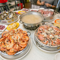 新北市美食 餐廳 火鍋 双月牌沙茶爐 (新莊店) 照片