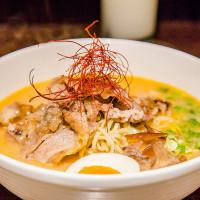 新北市美食 餐廳 異國料理 日式料理 拉麵無敵 照片