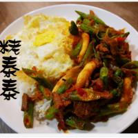 新北市美食 餐廳 異國料理 泰式料理 粩泰泰 ไทยเดิม 泰式料理 照片