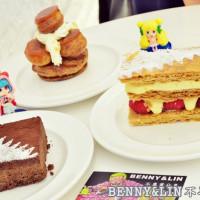 台中市美食 餐廳 烘焙 蛋糕西點 La Famille 法米法式甜點.咖啡 向上店 照片