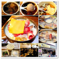 桃園市美食 餐廳 火鍋 涮涮鍋 家芬豆花 照片