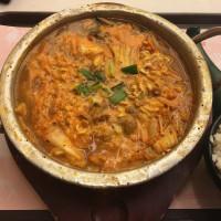 台北市美食 餐廳 異國料理 韓式料理 江原道韓式料理(京華城美食街) 照片