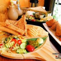 台北市美食 餐廳 異國料理 3 Idiots Toast & Curry 三個傻瓜素食印度餐廳 照片