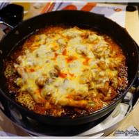 台中市美食 餐廳 異國料理 韓式料理 Omaya春川炒雞-沙鹿中山店 照片