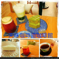 台中市美食 餐廳 咖啡、茶 咖啡館 天味咖啡道咖啡館 照片