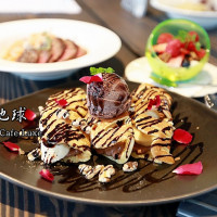 台南市美食 餐廳 異國料理 義式料理 典藏地球 照片