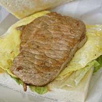 桃園市美食 餐廳 速食 早餐速食店 肉愛蛋吐司專賣店 照片