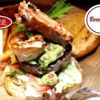 台北市美食 餐廳 速食 漢堡、炸雞速食店 Burger Ray 個性漢堡 (信義店) 照片