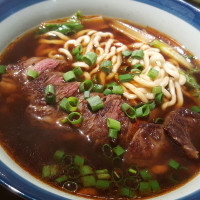 新竹市美食 餐廳 中式料理 麵食點心 大叔牛肉麵 照片