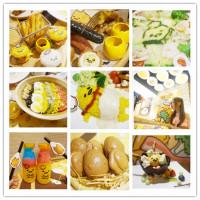 台北市美食 餐廳 異國料理 美式料理 Gudetama Chef 蛋黃哥五星主廚餐廳 照片