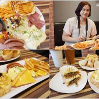 桃園市美食 餐廳 速食 早餐速食店 豐滿總滙三明治-桃園站前店 照片